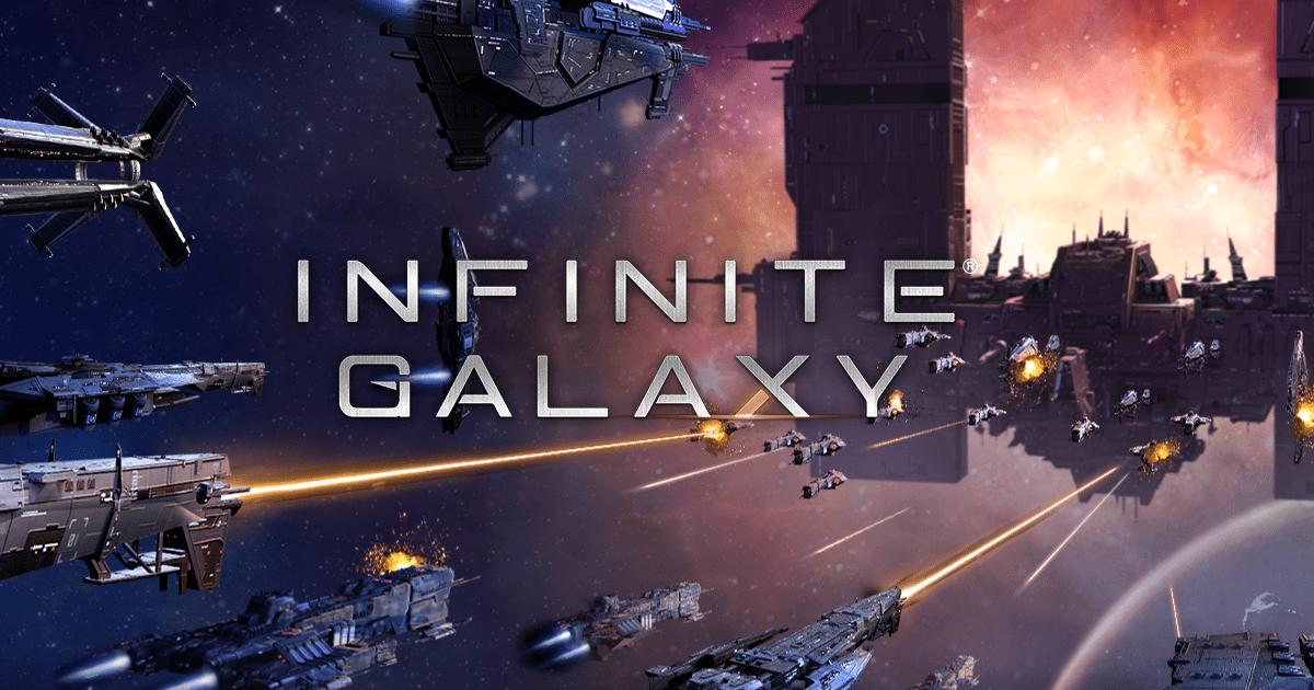 公式】Infinite Galaxy – Camel Games